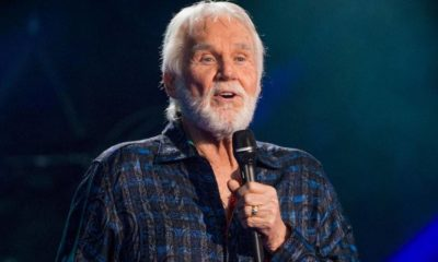 Falleció Kenny Rogers: La música country está de luto (+Video)