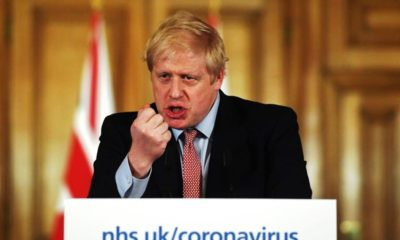 Empeora salud de Boris Johnson - noticiasACN