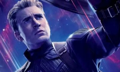 Chris Evans se despidió de Marvel - acn