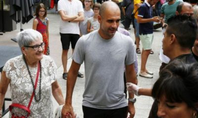 Murió madre de Pep Guardiola - noticiasACN