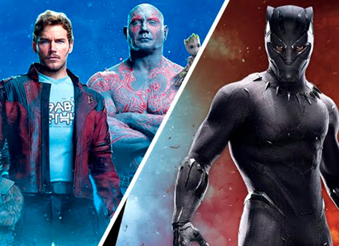 rodaje guardianes y Black Panther - acn