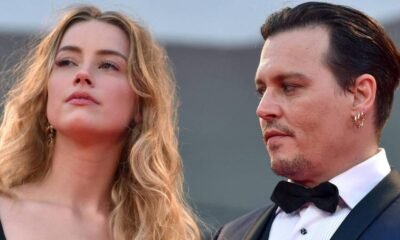 Johnny Depp acusa exesposa defecar