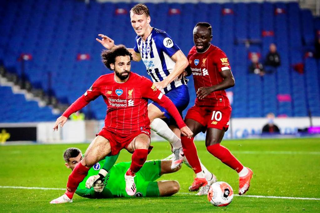 Liverpool doblegó al Brighton - noticiasACN