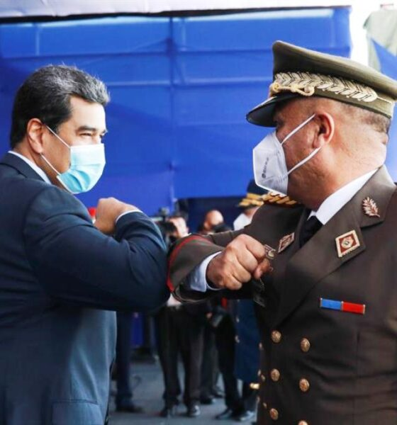 Maduro ratificó al ministro de Defensa - noticiasACN