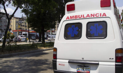 insuficiencia de ambulancias en Carabobo- acn