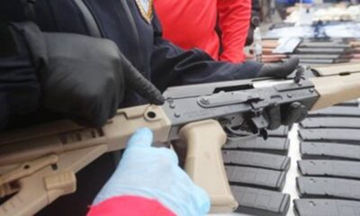 Incautan 21 fusiles AK-47 - noticiasACN