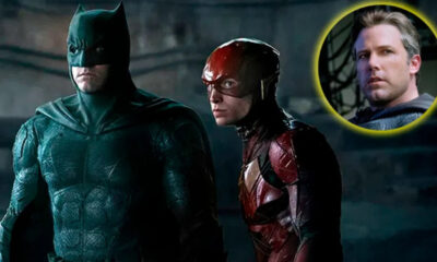 "Affleck y Keaton encarnarán nuevamente a Batman en ""The Flash"". Foto: Cortesía/ Ciudad.com.ar"