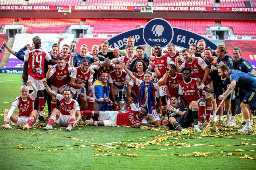 Arsenal campeón de la FA Cup - noticiasACN