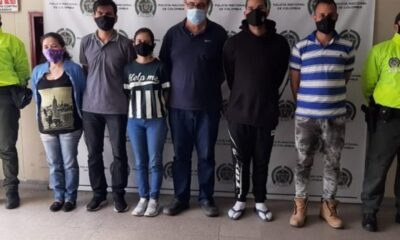 Capturados integrantes del Cartel de los Soles