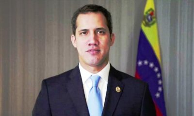 Guaidó recibe respaldo - noticiasACN