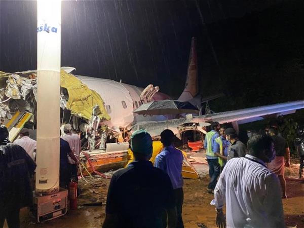 Accidente de avión en la India - ACN