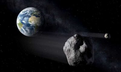 Asteroide 2020 QG NASA - ACN