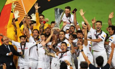 Sevilla se alza con la Europa League - noticiasACN
