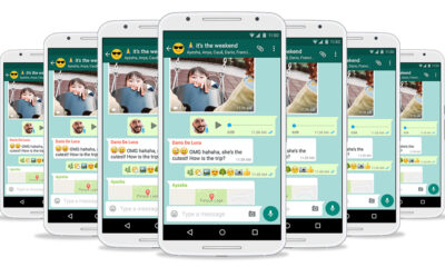 WhatsApp en varios dispositivos - ACN