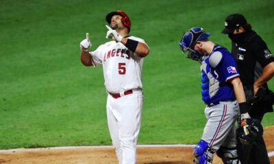 Albert Pujols superó a Willie Mays - noticiasACN