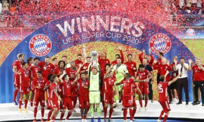 Bayern Múnichs Supercampeón europeo - noticiasACN