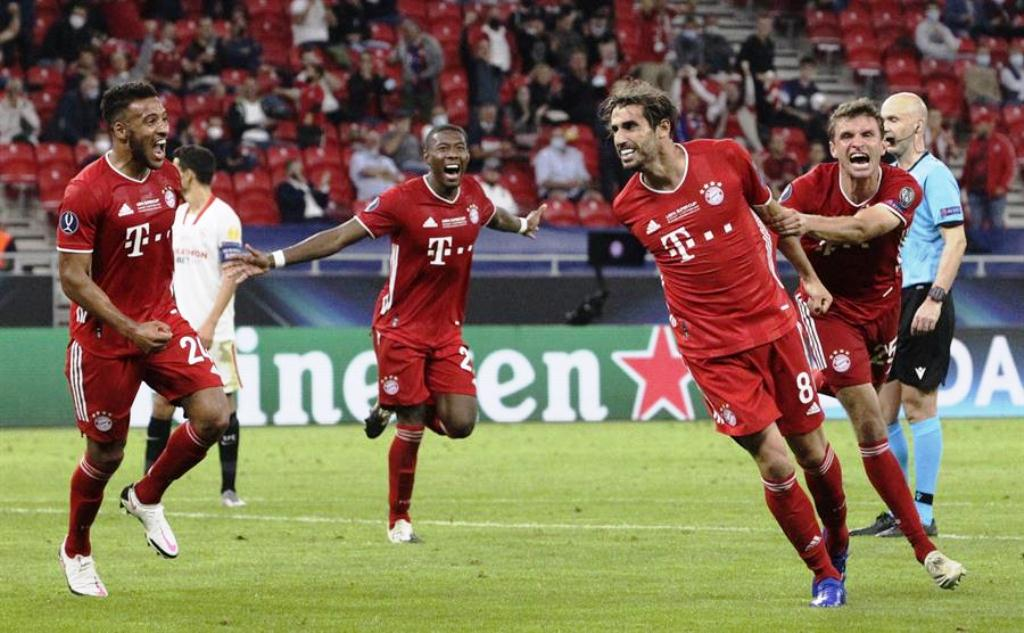 Bayern Múnich Supercampeón europeo - noticiasACN