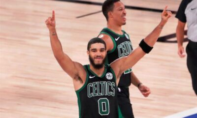 Celtics de Boston destronó a Raptors de Toronto - noticiasACN