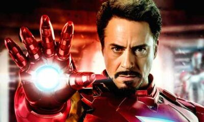 robert downey iron man- acn