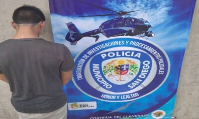 Capturaron a abusador sexual en Carabobo