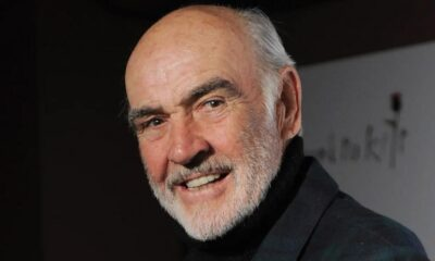 Falleció el legendario actor Sean Connery