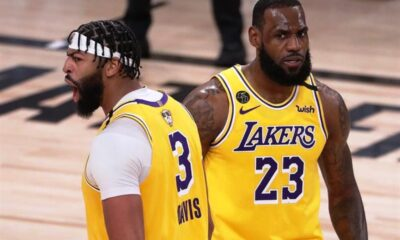 Lakers picó adelante en Finales de la NBA - noticiasACN