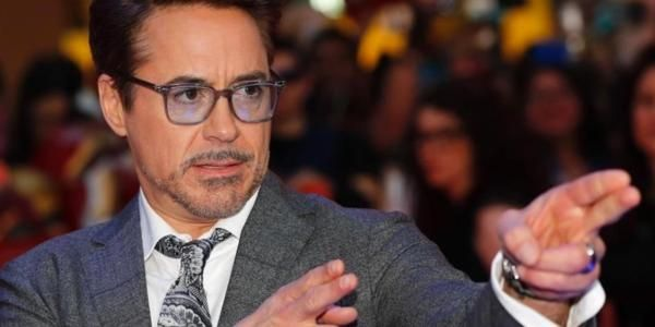 Robert Downey Jr en Star Wars