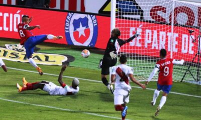 Chile venció a Perú - noticiasACN