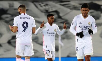Madrid se amparó en Rodrygo - noticiasACN