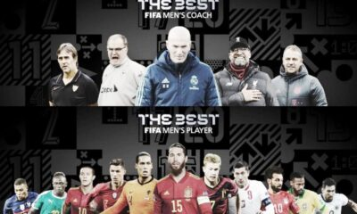 Messi nominado a The Best - noticiasACN