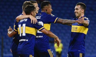 Boca Juniors remonta ante Racing - noticiasACN