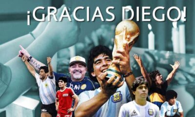 Maradona dejó fortuna incalculable - noticiasACN