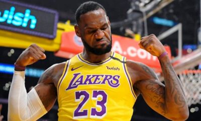 LeBron James continuará con Lakers - noticiasACN