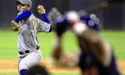 Erick Leal Pitcher del Año - noticiasACN