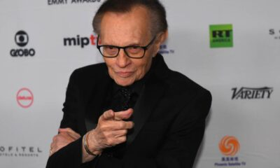 Murió Larry King