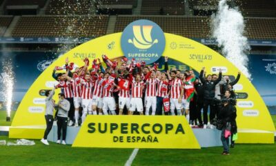 Athletic campeón de la Supercopa - noticiasACN