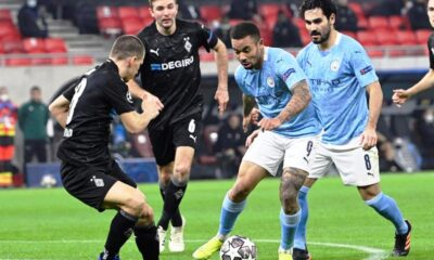 City se impuso a Mönchengladbach - noticiasACN