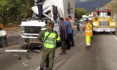 Accidente valencia - puerto cabello - ACN