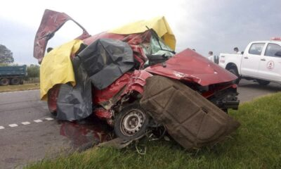Accidente en Argentina - ACN