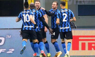 Inter venció al Atalanta - noticiasACN