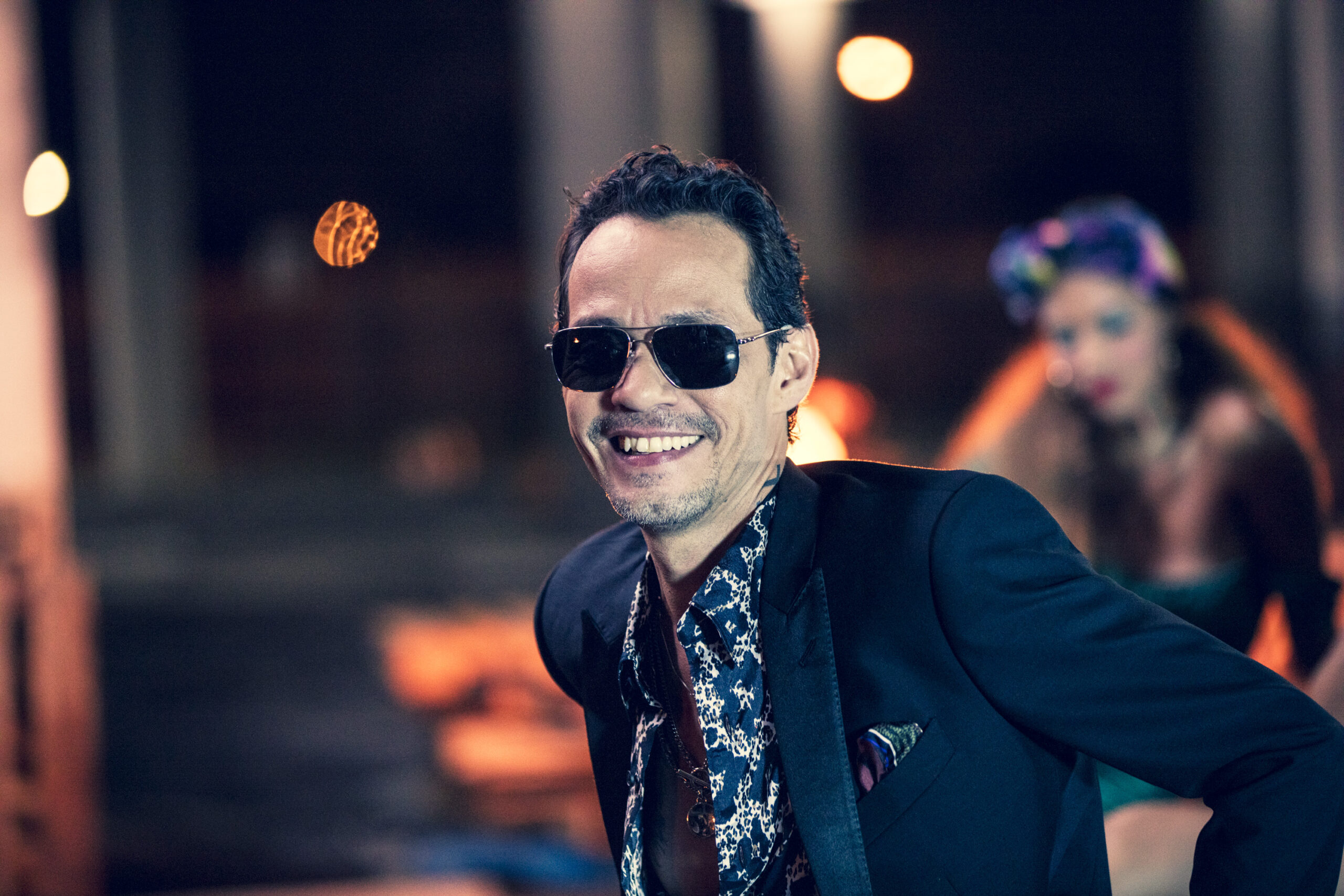 Marc Anthony concierto virtual