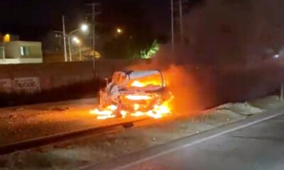 Fuerte accidente de tránsito - noticiasACN