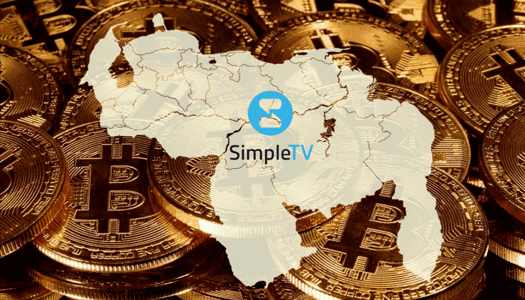 Simple TV pago con criptomonedas - ACN