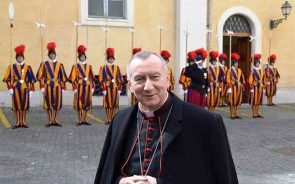 Pietro Parolin no vendrá para beatificación - noticiacn