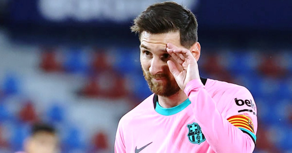 Barcelona empató ante Levante - noticiacn