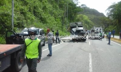 Reportan accidente en la ARC