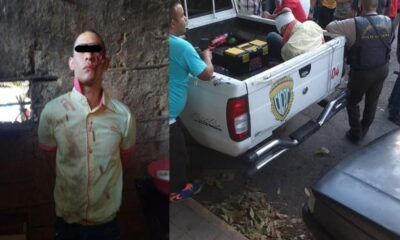 hombre asesinó padres hermanas- ACN