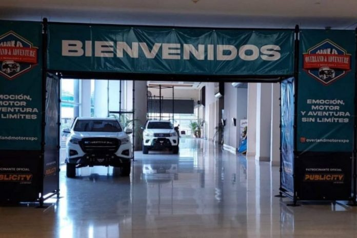 Overland and Adventure Motor Expo - ACN
